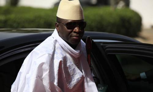 Gambia Ex-President, Yahya Jammeh Connected To Murder Of 9 Nigerians, 50 Other Migrants