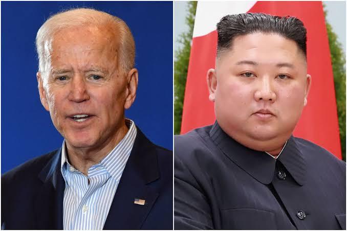 North Korea's Kim Jong-Un Refuses To Speak To Joe Biden