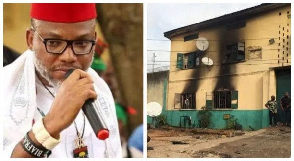 IPOB Denies attacking Imo Police Headquarters, Correctional Centre