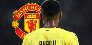 Manuel Akanji Indicates Transfer Interest In Man Utd