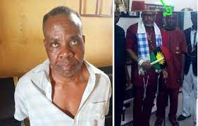 Nigerian Army Arrests IPOB/ESN Second In Command