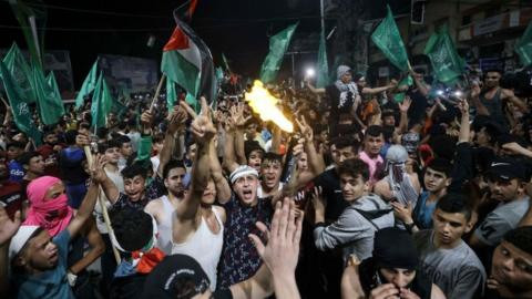 Israeli-Palestinian Ceasefire Has Come To Effect After 11 Days Of Deadly Fighting