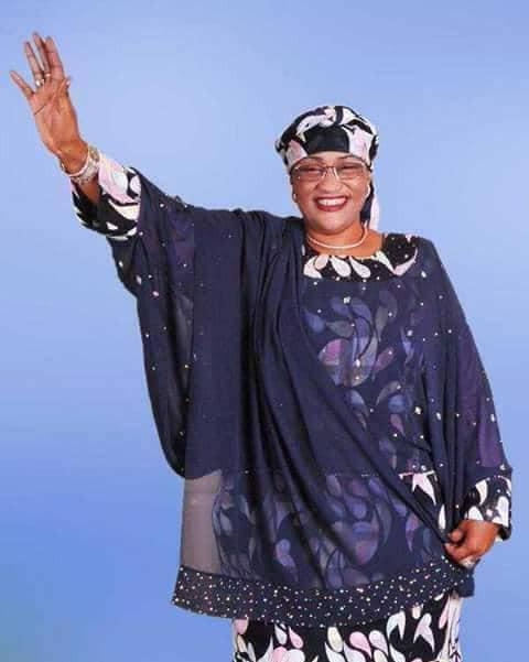 'Mama Taraba', Former Minister of Women Affairs, Aisha Al-Hassan Has Died