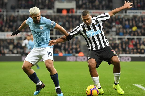 Newcastle Utd Vs Man City: Confirmed Lineups Of Both Teams Are Out