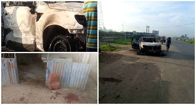 RIVERS: Police Confirm The Killing Of 7 Officers In Attack