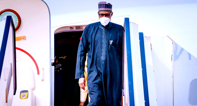 President Buhari To Visit Lagos Today