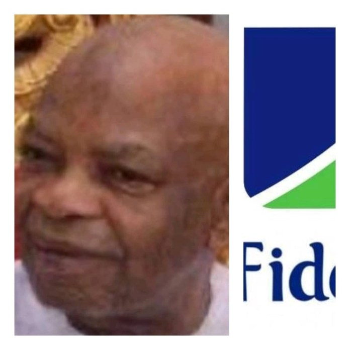 Fidelity Bank Unprofessionaly Reveals Big Politician's Details Via Staff In Attempt To Shame Customer On Instagram