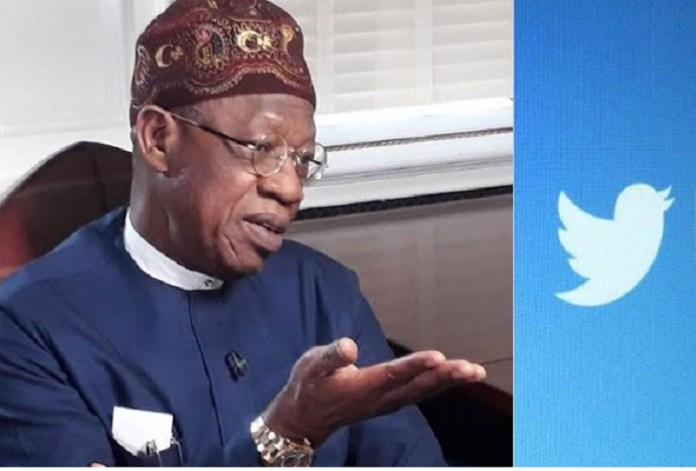 Twitter Others Must Now Register With CAC To Operate FG Insists
