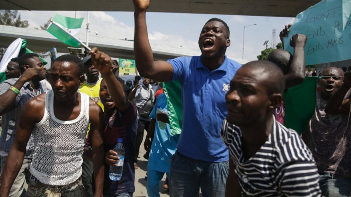 Anonymous Campaigns For Support For Nigeria's Planned June 12 Protest
