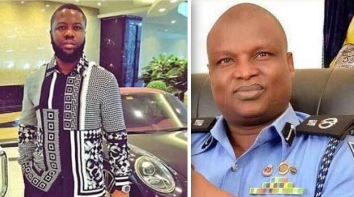 Hushpuppi Narrates How He Bribed Nigerian Top Cop Abba Kyari An $1.1 Million Deal