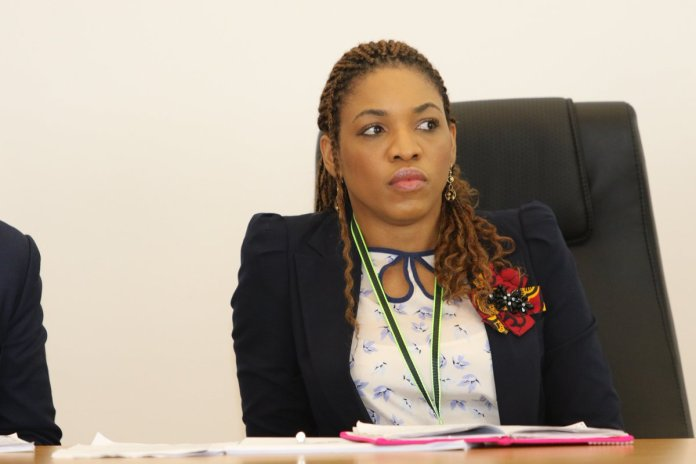 Brenda Ataga, Reported Estranged Wife Of Super TV CEO Demands N1Billion From Blogger