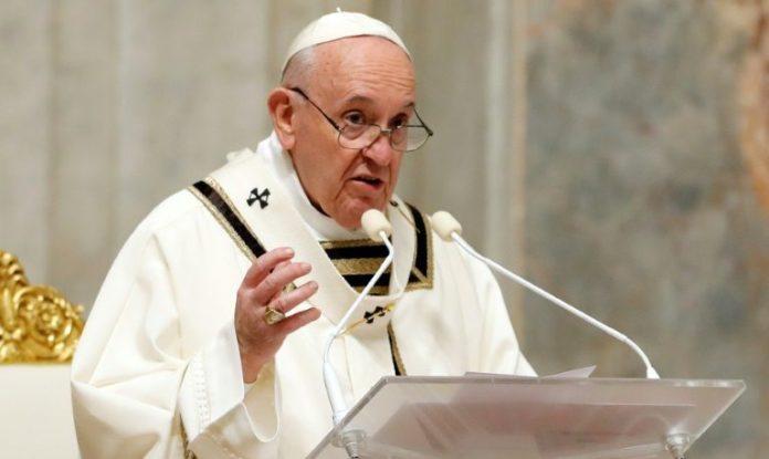 Pope Francis Colon Surgery, Buhari Asks Nigerians To Pray