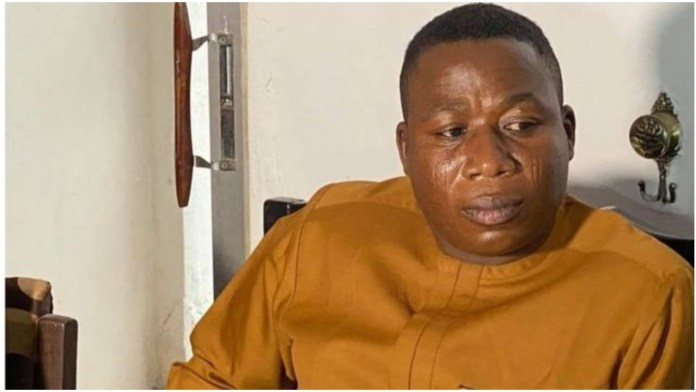 How Sunday Igboho Was Arrested In Cotonou With His Beninese Passport En route Europe