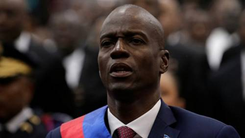 Haitian President, Jovenel Moïse Assassinated At Home