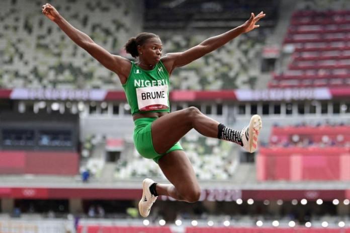 BREAKING: Ese Brume Wins Nigeria's First Medal In Tokyo Olympics