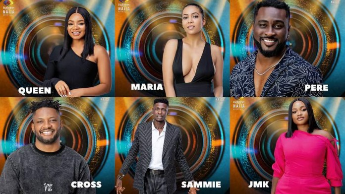 Sammie, Maria and JMK are the latest housemates to be evicted from the Big Brother House.
