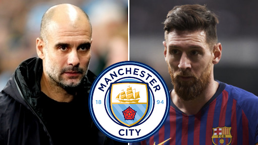 Pep Guardiola Gives Reasons Why Man City Won't Sign Lionel Messi