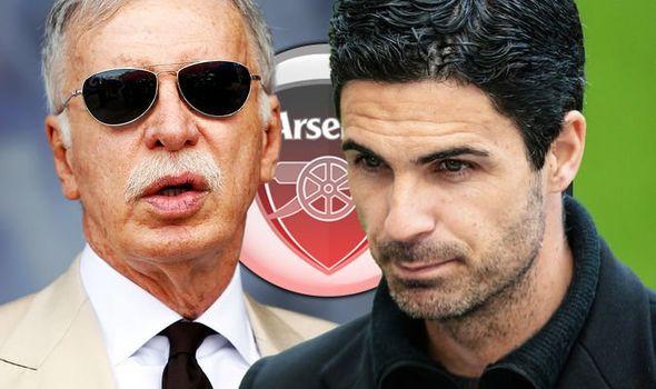 Stan Kroenke: Sacking Mikel Arteta And Selling Arsenal Decision Made
