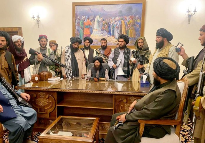 Taliban Has Renamed Country Islamic Emirate Of Afghanistan