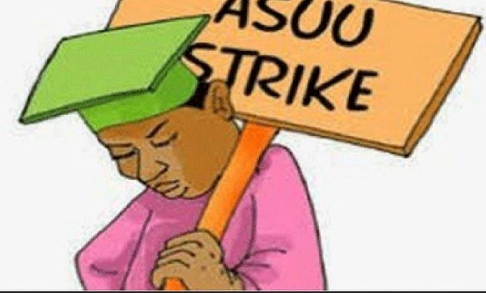 Fresh Strike: ASUU Gives FG Tuesday Ultimatum