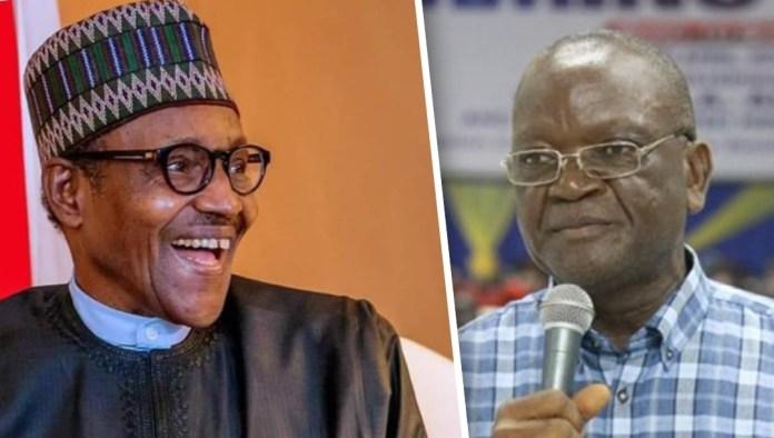 Benue IDPs: Governor Ortom Blames Buhari, Killer Herdsmen For Lack Of Erection