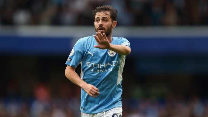 Pep Guardiola Issues Update On Bernardo Silva's Manchester City Future