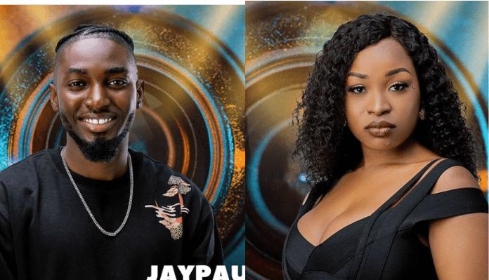 #BBNaija: Jackie B And JayPaul Evicted!