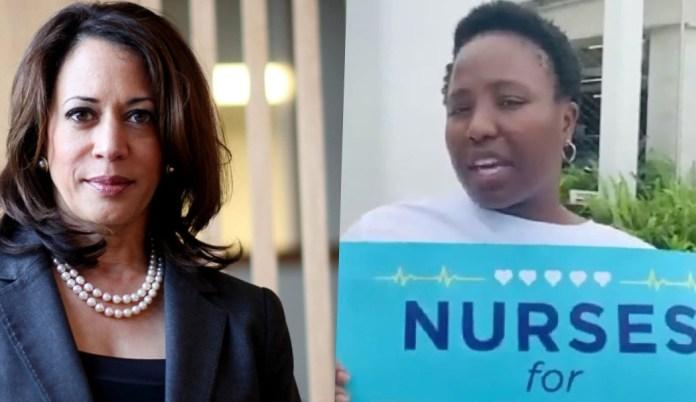 Nurse 'Accepts' $53,000 To Kill U.S. Vice President Kamala Harris