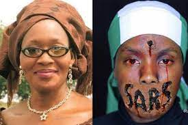 EndSARS: Kemi Olunloyo Counters UK Expert On Blank Bullets, Says His Company Does Not Exist, No Office, No Address