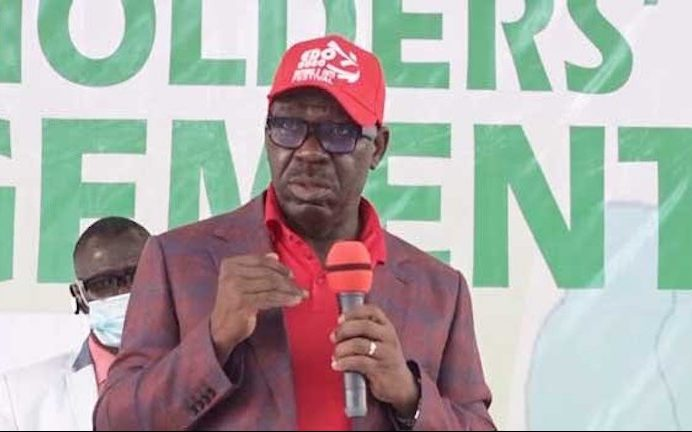 Obaseki Pride: I Have Power To Make COVID-19 Vaccination Compulsory