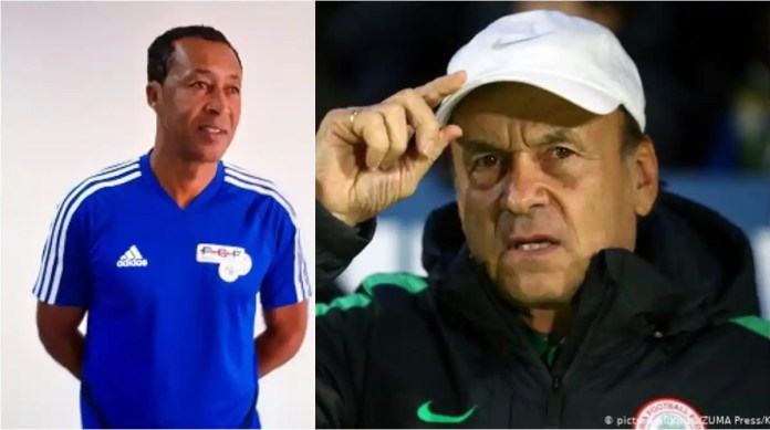 I Won't Blame My Players For Eagles Loss – Cape Verde Coach