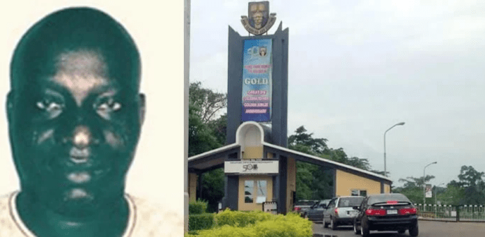 BREAKING: Sexual Assault: OAU Sacks English Lecturer Mosobolaje