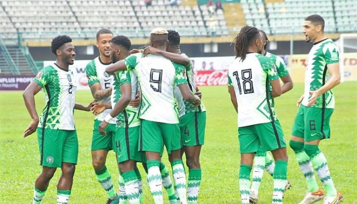 Iheanacho Helps Super Eagles Daze Liberia In Lagos (2-0)