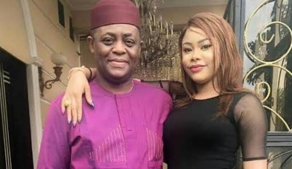 Fani-Kayode's Estranged Wife Precious Petitions Senate, Alleges Threat To Life