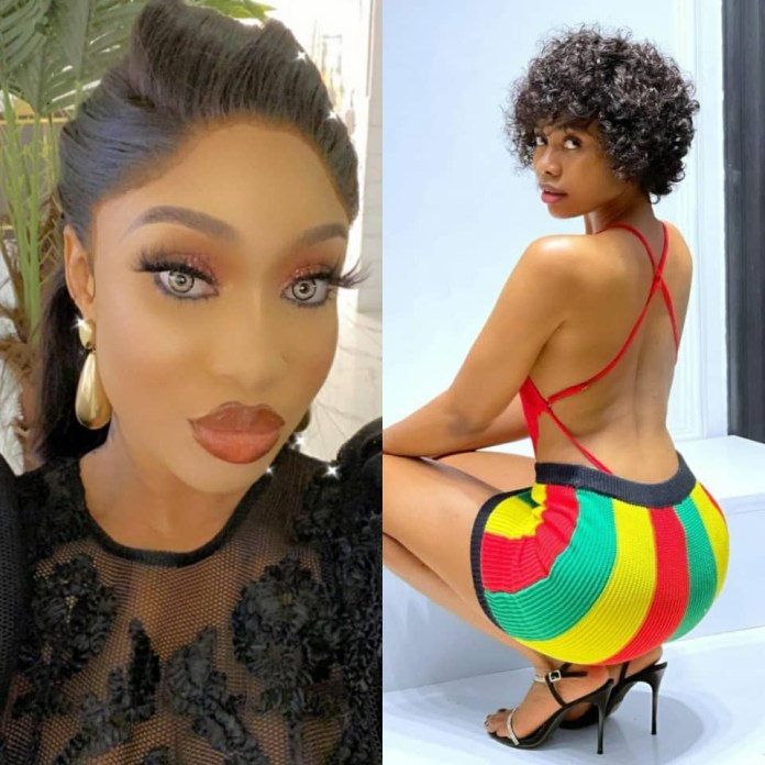 Sex Tape Allegation: Tonto Dikeh Lashes Back At Janemena, 'You Can't Be Begging Me Behind The Scene To Save Your Marriage And Then Come With A Petition. See You In Court'