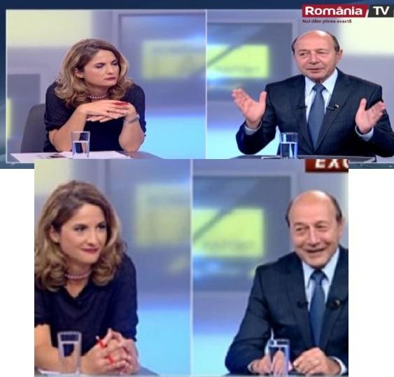 basescu romania tv andreea cretulescu