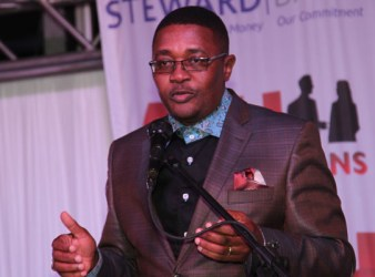 Tourism and Hospitality Minister Walter Mzembi