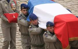 France has suffered heavy losses in the fight against militants in the Sahel