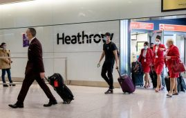 Former British cabinet minister says remove RSA travel restrictions
