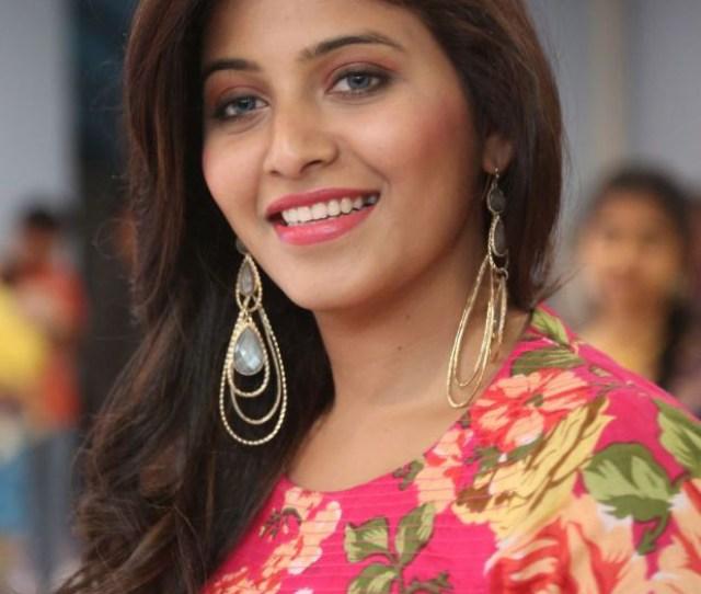 Anjali Cute Smile Pics