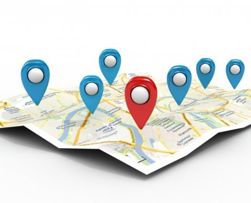 local seo local strategy - google my business - not provided