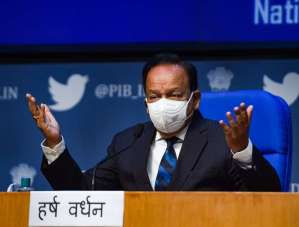 'Watershed moment' in India's famed battle against Covid, hails health minister Harsh Vardhan