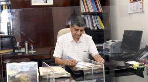 Ajay Seth, Ajay Seth Department of Economic Affairs