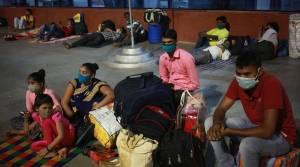 India covid cases, mumbai covid numbers, Maharashtra lockdown, maharashtra covid news, indian express
