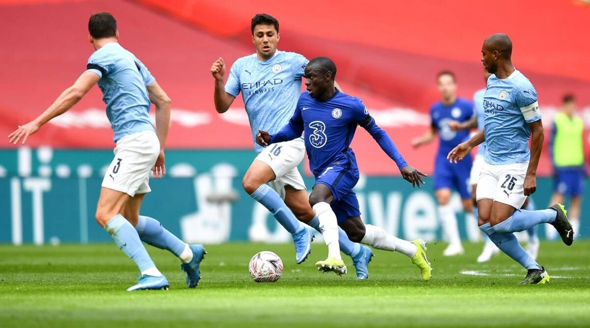 Report Wire - UEFA Champions League Final, Manchester City ...