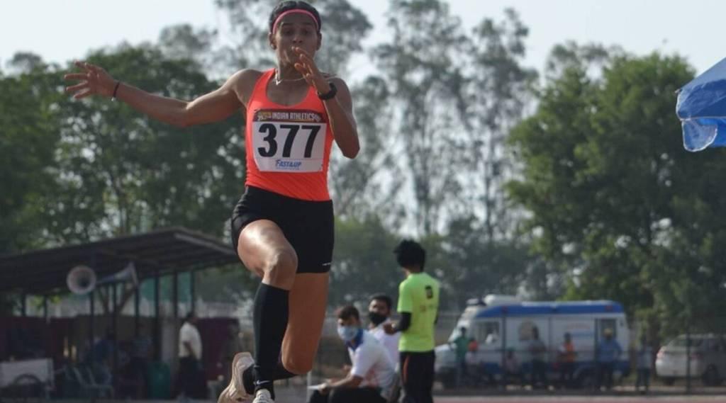 'She will overtake Anju': Coach Robert Bobby George on promising long jumper Shaili Singh