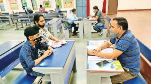 Delhi: At PTM, parents told no plan to reopen schools, online classes to continue