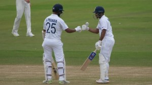 India vs County XI: Mayank Agarwal, Cheteshwar Pujara have decent hit on Day 3 as warm-up match ends in draw
