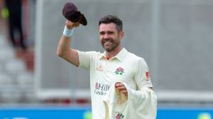 James Anderson reaches 1,000 first-class wickets with career-best 7/19