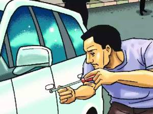 Noida News: In Noida, Amit started crime with Ketu gang, supply of stolen vehicles in North East